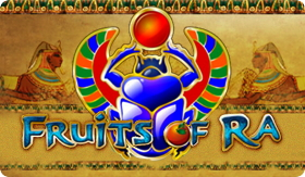 Играть в Fruits of Ra